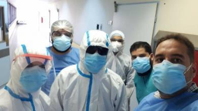 Photo of الفرطاس: 13 حالة مصابة بكورونا تحت التنفس الاصطناعي بمركز بنغازي الطبي