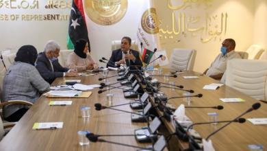 Photo of مجلس النواب والمركزي يبحثان قانون غسيل الأموال