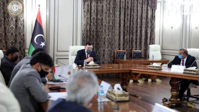 Photo of السراج يترأس اجتماعا موسعا لبحث ملف كورونا في ليبيا