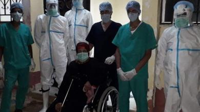 "Photo of ""الاستشارية درنة"": تسجيل 4 حالات شفاء من كورونا"