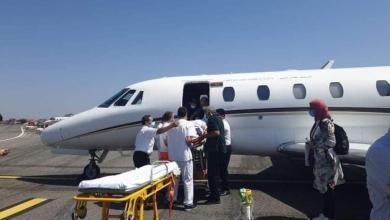 """صحة الوفاق: الطفل """"أبوبكر عمران"""" وصل روما لتلقي العلاج"""