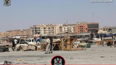 """Photo of إغلاق الأسواق الشعبية في بنغازي """"مؤقتا"""""""