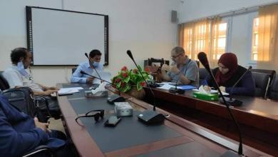 صورة وزارة العمل تبحثُ سبل التعاون مع منظمتين ألمانيتين في ليبيا