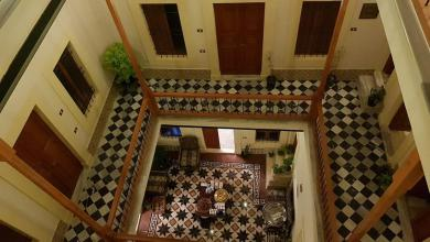 """صورة شاهد بالصور كيف أصبح """"بيت الموريسكي"""" في طرابلس بحلته الجديدة"""