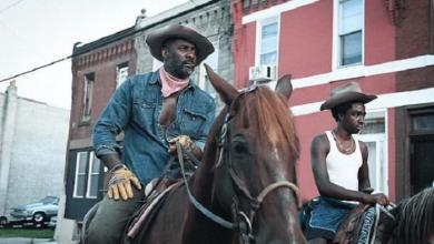 صورة إدريس إلبا سيلعب دور راعي بقر بفيلم Concrete Cowboy