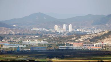 صورة كوريا الشمالية.. وصول 43 ألف متطوع لمواجهة كورونا والفيضانات
