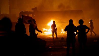 Photo of مظاهرات بيروت.. اقتحام 4 وزارات والشرطة تسجل إصابة 70 عنصرا