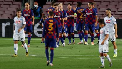 Photo of برشلونة يتخطى نابولي ويعبر لربع نهائي الأبطال