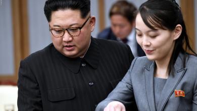 """صورة """"كيم جونغ"""" يظهر باجتماع بعد أخبار عن تدهور صحته"""