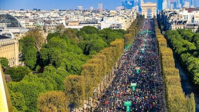Photo of إلغاء ماراثون باريس بسبب تفشي كورونا