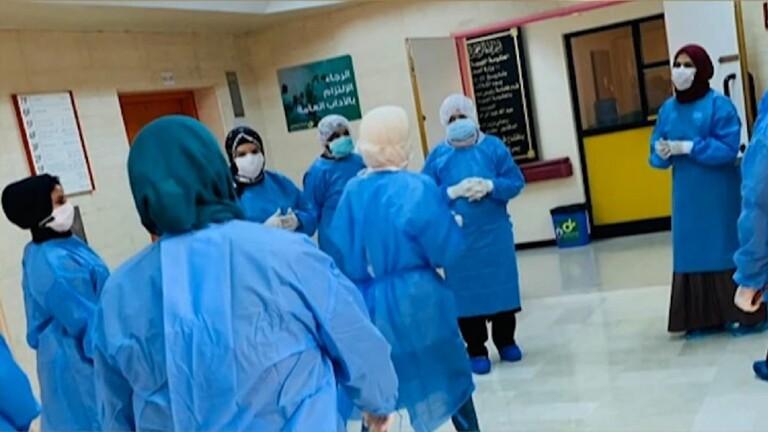 ليبيا تسجل 244 إصابة جديدة بفيروس كورونا في 23 مدينة وبلدة