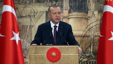صورة أردوغان: الأمة التركية هي إحدى الشعوب النادرة وليست عدوانية طوال تاريخها