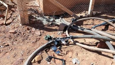 صورة زليتن .. إعتداءات بالسرقة على مكونات الشركة العامة للكهرباء