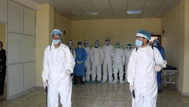 صورة وزارة الصحة الليبية تكشف الوضع الوبائي في مدينة درنة