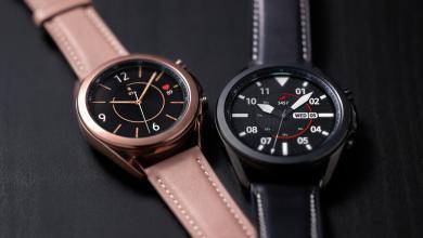 """صورة سامسونغ تعلن مواصفات وسعر """"Galaxy Watch3"""""""