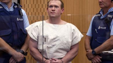 صورة السجن مدى الحياة لمرتكب مذبحة مسجدي نيوزيلندا