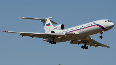 "Photo of ""إيتاميل رادار"": هبوط طائرة روسية في بنغازي بعد توقفها بسوريا"