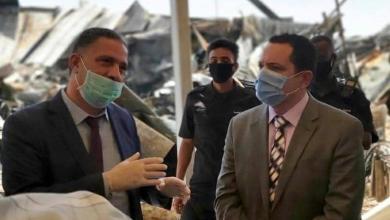 Photo of لجنة للتحقيق في حريق مطار مصراتة