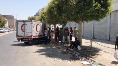 Photo of حملة إنسانية لتوفير مواد غذائية للعمالة الوافدة في طرابلس