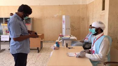 """صورة ترحيب أممي بـ""""العرس الانتخابي"""" في غات"""