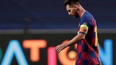 """صورة ميسي """"الحزين"""" يصدم برشلونة بقرار """"الرحيل"""""""