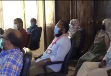 Photo of تعزيز قدرات فرق التقصي الوبائي لبلديات الجنوب