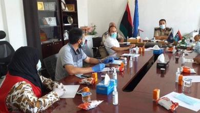 صورة تحرّك عاجل للسيطرة على الوضع الوبائي في يفرن