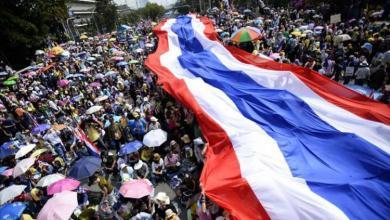 صورة تايلاند.. احتجاجات تطالب باستقالة الحكومة وتعديل الدستور