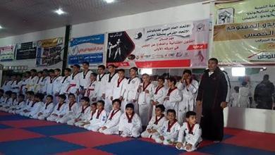 Photo of بعد توقفه لأشهر.. أكاديمية المرقب للفنون القتالية تستأنف نشاطها
