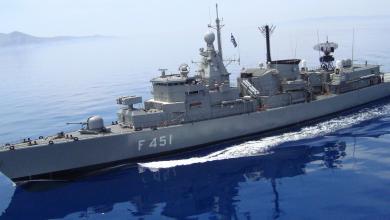 """صورة أسطول """"إيريني"""" يكتمل.. قبضة أوروبية لإبعاد شبح الأسلحة عن ليبيا"""