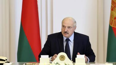 صورة روسيا البيضاء.. لوكاشينكو يؤدي اليمين رغم الاحتجاجات ضده