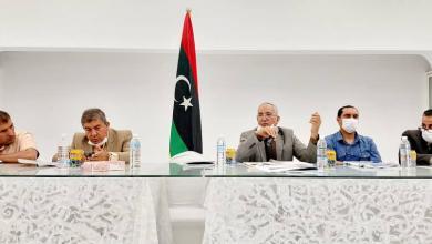 """صورة الأولى من نوعها.. مُشاورات مالية بين حكومتي """"الوفاق والليبية"""""""