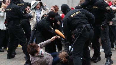 صورة الاستخبارات الروسية: واشنطن تشعل الاحتجاجات في بيلاروس