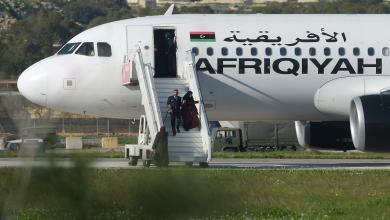 """صورة """"الأفريقية"""" تنفي الشائعات عن تسيير رحلاتها إلى تونس والأردن"""