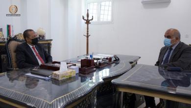 صورة الحكومة الليبية جاهزة لإجراء الانتخابات البلدية