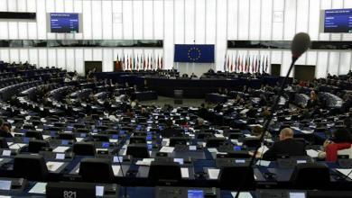 """صورة البرلمان الأوروبي: """"لوكشينكو"""" ليس رئيسًا لبيلاروسيا.. ويجب معاقبته"""