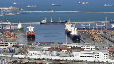 صورة توقيع اتفاقية لترسيم الحدود البحرية بين الجزائر وإيطاليا
