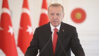صورة أردوغان يبدي مقترحا للحد من التوترات في المتوسط