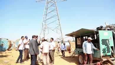 صورة الشركة العامة للكهرباء تطالب المواطنين التعاون معها لإنهاء الأزمة