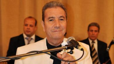 صورة وفاة الفنان الجزائري حمدي بناني بفيروس كورونا