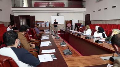 صورة ورشة محاكاة انتخابات المجالس البلدية في البيضاء