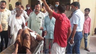 صورة أغرب جريمة .. هندي يبقر بطن زوجته الحامل.. تعرف على السبب
