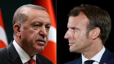 صورة ماكرون وأردوغان يبحثان سبل تخفيف التوتر شرق المتوسط