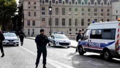 """صورة 4 مصابين إثر عملية طعن قرب مقر """"شارلي إبدو"""" في باريس"""
