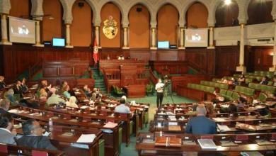 صورة بعد جلسة ماراثونية.. برلمان تونس يمنح حكومة المشيشي الثقة
