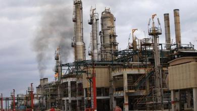 صورة مصادر لــ 218:شركة الخليج العربي تُعيد تشغيل مصفاة طبرق