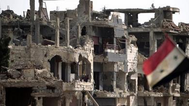 صورة الحرب تُكبّد سوريا خسائر اقتصادية هائلة