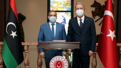 صورة تركيا: لن نوقف أنشطتنا الأمنية والعسكرية في ليبيا