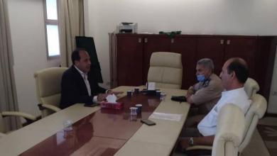 صورة داخلية الوفاق تناقش كيفية تجهيز منظومة ميداس بالمنافذ