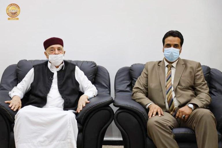 صالح يلتقي عبد الشفيع ويبحث معه الاستعدادات لتنظيم انتخابات البلديات